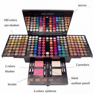 La mejor selección de set de maquillaje profesional completo para comprar Online – Los Treinta más vendidos
