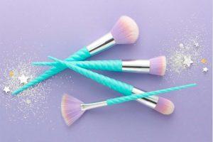 Catálogo para comprar Online brochas maquillaje purpurina sombra mujeres – El Top 20