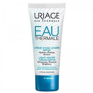 Catálogo para comprar por Internet crema hidratante uriage