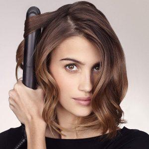 Ya puedes comprar por Internet los ondular el pelo con la plancha