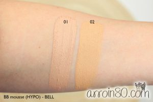 Lista de bb cream bell para comprar on-line