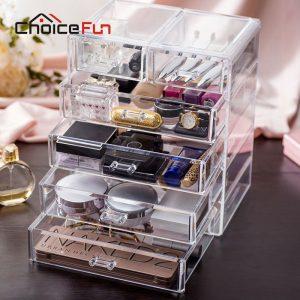 La mejor lista de Pintalabios transparente organizador maquillaje brillante para comprar – Los 30 favoritos