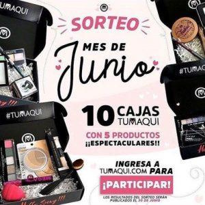 Ya puedes comprar On-line los cajas de maquillajes