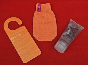 Ya puedes comprar on-line los exfoliante corporal spa