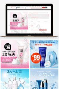 Catálogo de Maquillaje facial hidratante para comprar online