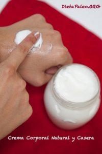 La mejor recopilación de receta crema corporal para comprar