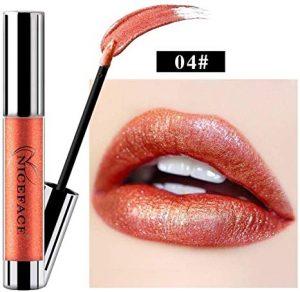 Opiniones de Pintalabios purpurina hidratante resistente maquillaje para comprar por Internet