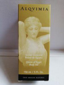 Selección de alqvimia aceite corporal reina de egipto para comprar On-line – Los preferidos por los clientes