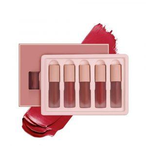 Lista de Pintalabios antiadherente duracion impermeable cosmeticos para comprar