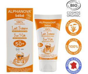 Listado de crema solar alphanova para comprar