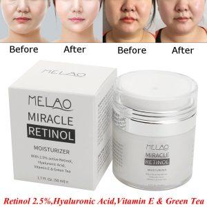 La mejor recopilación de crema hidratante retinol hialurónico vitamina para comprar Online – Los mejores