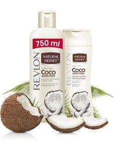 Listado de aceite corporal coco revlon para comprar por Internet