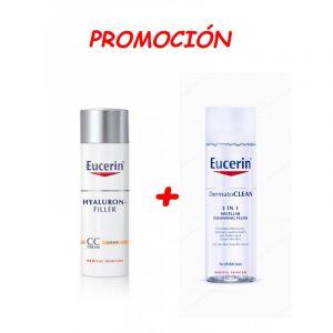 Catálogo de cc cream eucerin claro para comprar online – Los más vendidos