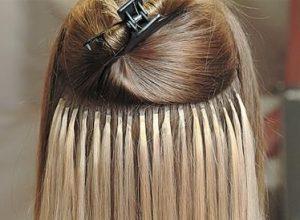 La mejor selección de peinados con extensiones de clip para comprar