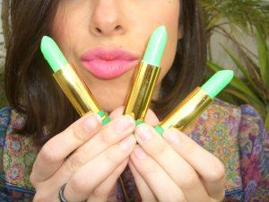 El mejor listado de Pintalabios Magico N ° 02 verde para comprar online