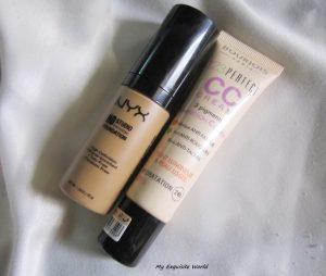 Selección de nyx cc cream para comprar on-line