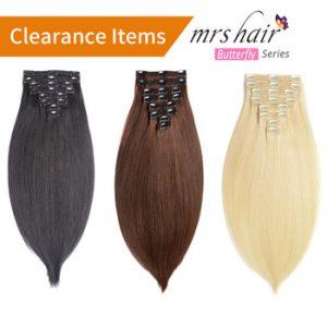 La mejor lista de extensiones de pelo con clip para comprar online