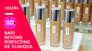 La mejor recopilación de Base maquillaje Beyond Perfecting Clinique para comprar on-line