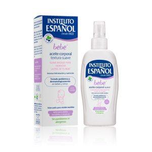 Selección de aceite corporal spray para comprar