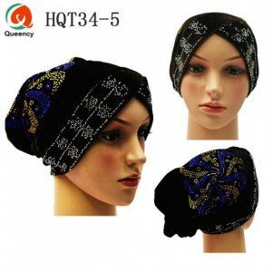 Ya puedes comprar en Internet los turbantes fiesta