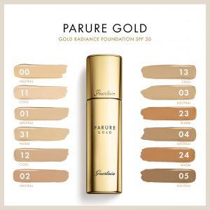 Reviews de base de maquillaje parure gold fond para comprar On-line – Los favoritos