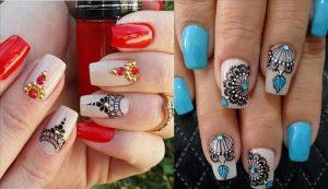 Catálogo de diseños de uñas paso a paso para comprar online
