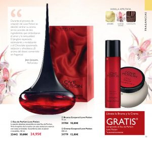 Lista de crema corporal love potion 250ml para comprar On-line – El TOP Treinta