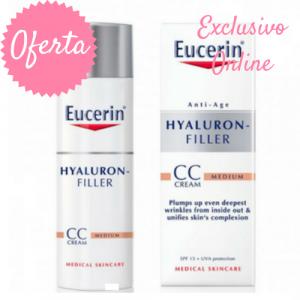 El mejor listado de eucerin cc cream medio para comprar on-line