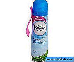 Catálogo para comprar on-line uso de crema depilatoria veet