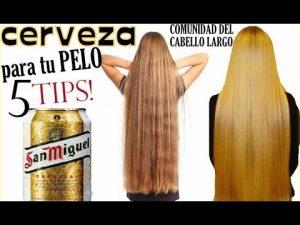 La mejor lista de mascarillas para el cabello con cerveza para comprar online