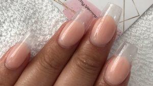 uñas de gel sencillas disponibles para comprar online