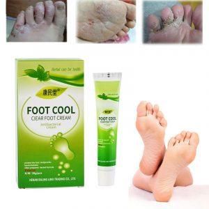 La mejor lista de crema para el sudor de pies para comprar Online
