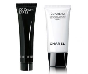 Lista de cc cream chanel para comprar por Internet