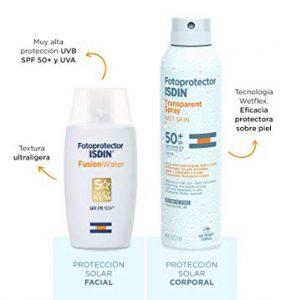 Opiniones y reviews de crema solar facial isdin para comprar en Internet – El TOP Treinta