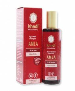 Lista de champu khadi para comprar