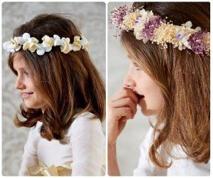 Reviews de peinados con diadema de flores para comprar en Internet – Los más solicitados