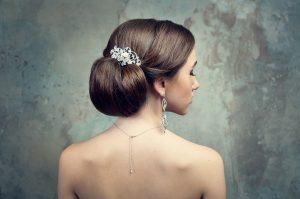 La mejor selección de complementos para el pelo novias para comprar on-line