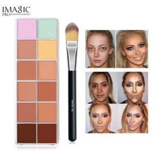 Reviews de brochas maquillaje para color crema para comprar On-line