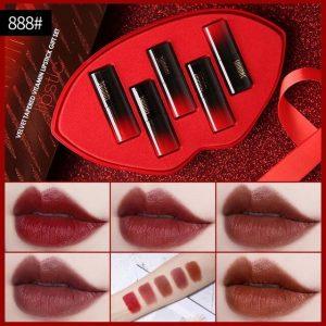 Reviews de Pintalabios impermeable waterproof Pintalabios maquillaje para comprar online