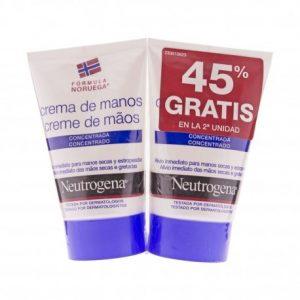 Recopilación de crema de manos neutrogena sin perfume para comprar Online