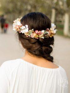 La mejor selección de coronas pelo flores para comprar online – Los 30 favoritos