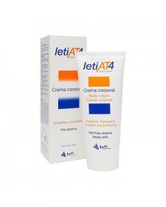 Lista de leti at4 crema corporal 200ml para comprar online – Los más solicitados