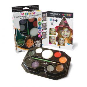 El mejor listado de kit de maquillaje para halloween para comprar On-line