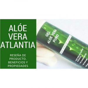 Selección de gel de aloe vera atlantia para comprar online