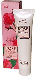 Catálogo para comprar on-line crema de manos con una rosa – Los más solicitados