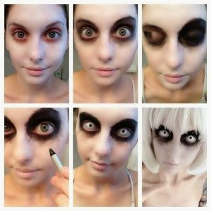 Lista de Pintalabios Zombie gris Maquillaje halloween carnaval para comprar online