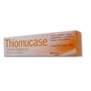 La mejor selección de thiomucase crema para comprar online