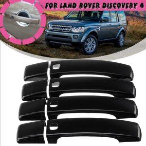 El mejor listado de Gloss Black Handle Covers Rover para comprar por Internet