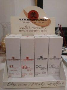 Selección de cc cream utsukusy para comprar on-line
