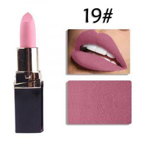 Selección de Pintalabios 21 colores maquillaje impermeable delineador para comprar por Internet